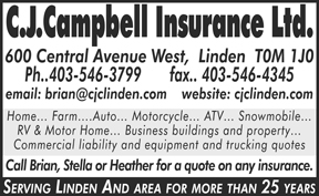 CJ Campbell Insurance Ltd.
