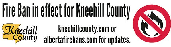 Kneehill Fire Ban