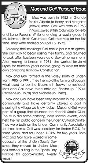 Linden 50 Anniversary