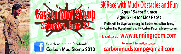 Carbon Mud Stomp