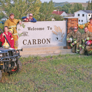 Restructuring heals rift with Carbon Fire Department