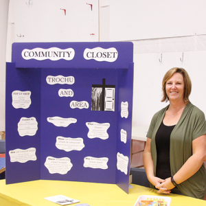 Community Closet opens to Trochu and area