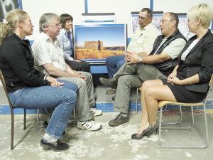 Dry Island Buffalo Jump eyed as Eco-Tourist destination