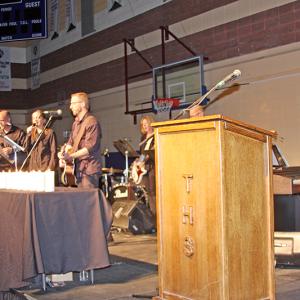 Three Hills Ministerial hosts Good Friday Service