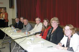 Linden residents hear from Candidates