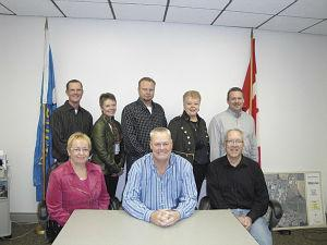 Trochu Town Council Report