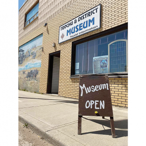 Trochu Museum open for the Summer