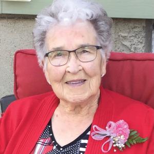 MEDING, Doris Maxine Beaver