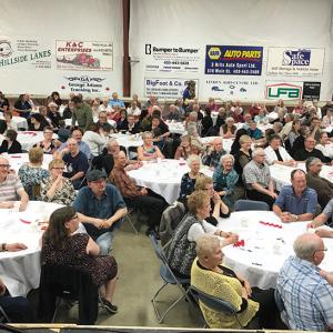 Seniors Outreach Rally raises $60,000 to date