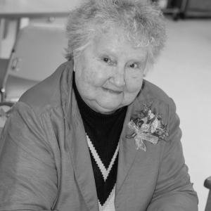 SCHEURER (nee Rempfer), Nora