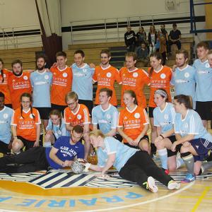 Prairie Pilots set non-stop Futsal Guinness World Record
