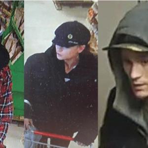 RCMP seek information on multiple suspects
