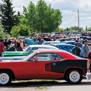 Cruise tradition continues in Three Hills