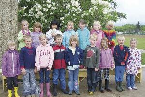 PCA Kindergarten Graduation