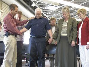 Dr. Dennis Punter retires from Prairie Bible Institute