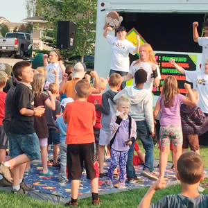 Kidztown in the Park kicks off summer program