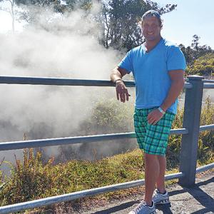 Former resident shares Hawaiian earthquake/volcano experience