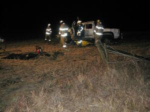 Rollover results in fatality