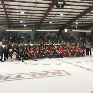 Flames Alumni fundraiser packs the house