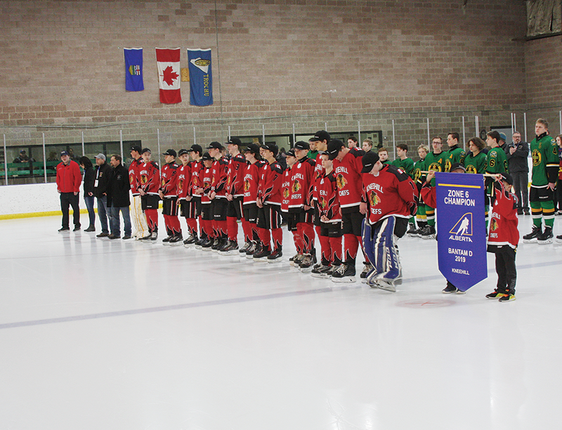 Bantam Chiefs Opening Ceremony Lineup