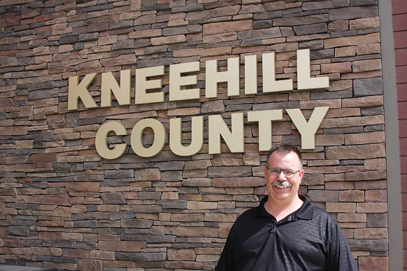 Fire Chief Kneehill 2019