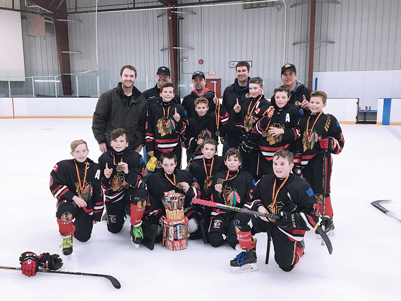 Chiefs Atoms Gold 2020