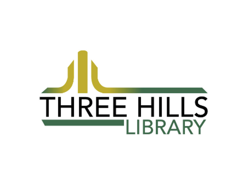 Three Hills Library Color