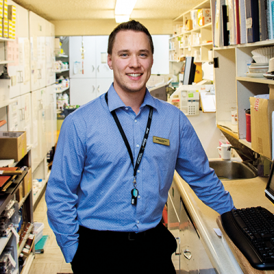 Balkwill Pharmacy changes hands