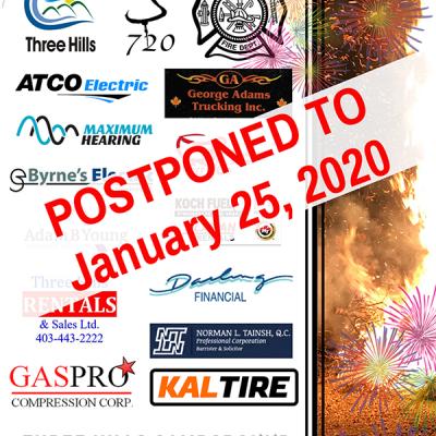 Winter Celebration postponed until January 25, 2020