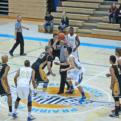 Prairie College hosts Alberta Colleges Athletic Conference Showcase Game