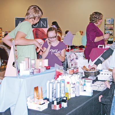 Fall Market held in Acme