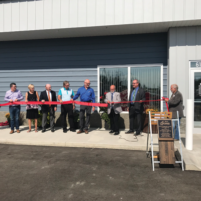 Acme officially opens new Village Office