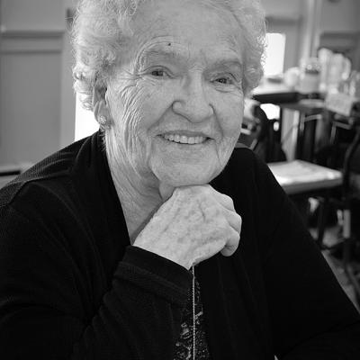 FEGAN, Bertha Joyce