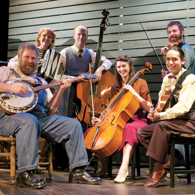 Bright Star now playing at the Rosebud Theatre Opera House