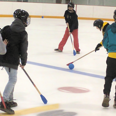 Introducing Broomball