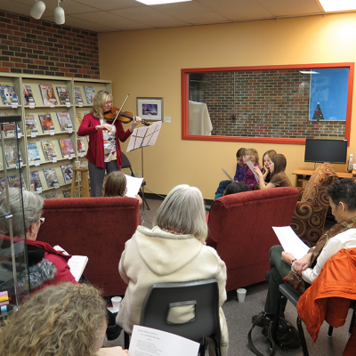 Second Annual Community Read a success