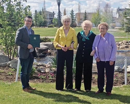Seniors' Week Provincial Launch event