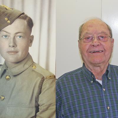 World War II Veteran recounts Military history
