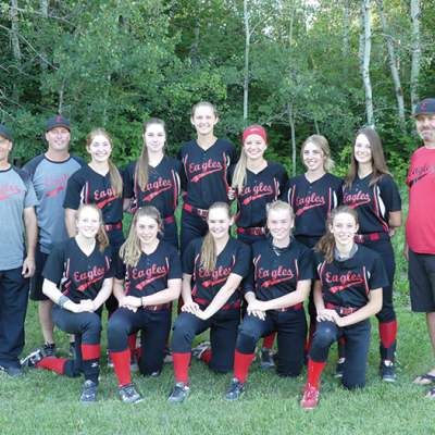 Elnora Eagles to host 2018 Canada Region Senior Softball Championship