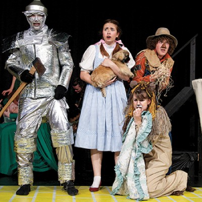 """PCA presents """"The Wizard of Oz"""""""