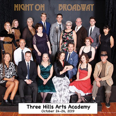 Arts Academy presents Night on Broadway