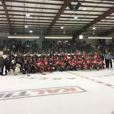 Flames Alumni fundraiser packs the house