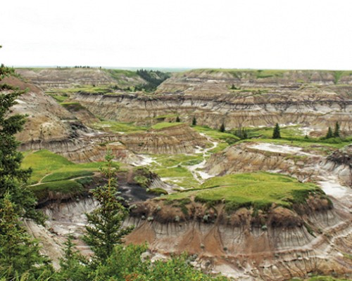 Kneehill County invests in Horseshoe Canyon Tourism