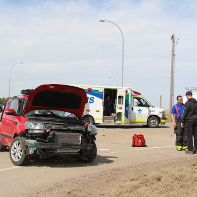 Fatality at intersection of Hwy 21 and 583