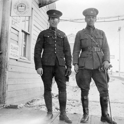 """""""From Vimy to Juno"""" Comes to Trochu and District Museum"""