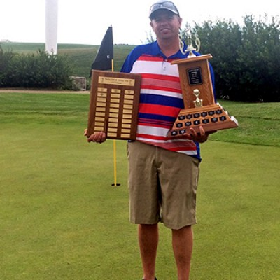Kelly Quinlan named Trochu Golf and Country Club Men's Open champ