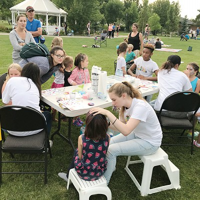 KidzTown is up and running at Anderson Park