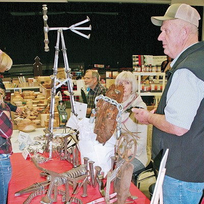 Linden Fall Fair filled with Christmas gifting ideas