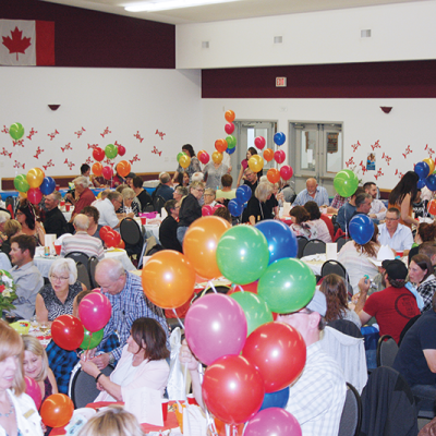 16th Annual Lobsterfest held in Trochu