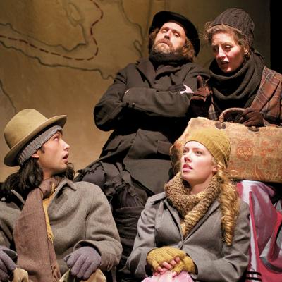 Rosebud Theatre's Cariboo Magi takes the stage